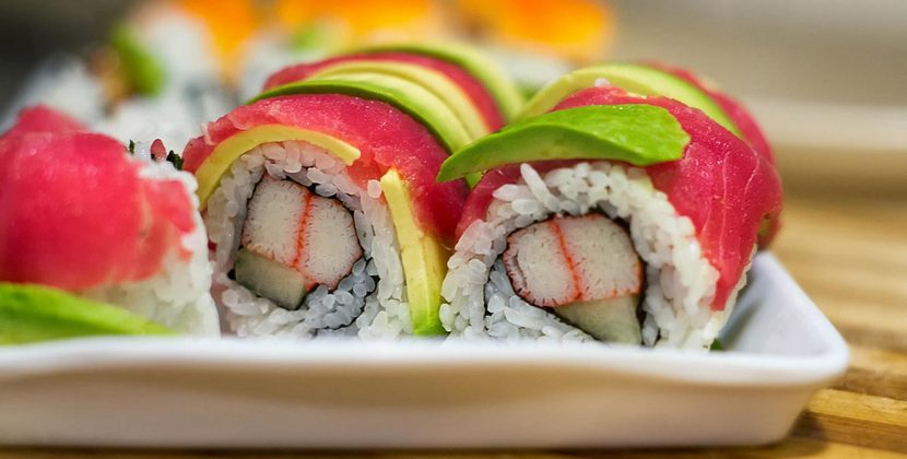 Experience the best susi in the world