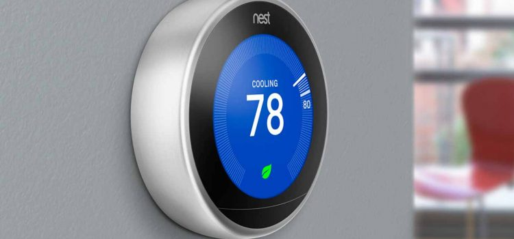Nest unveils a Cortana-powered thermostat